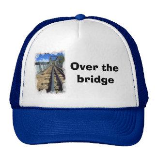 Over the bridge trucker hat