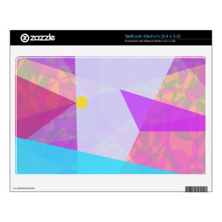 Over the Clouds Medium Netbook Skins