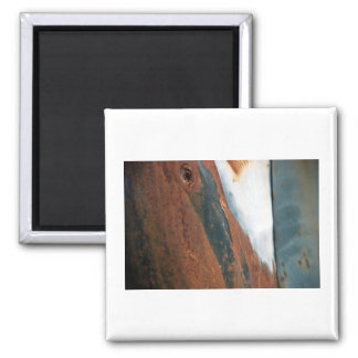 Over the Edge 2 Inch Square Magnet