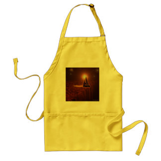 Over The Edge Adult Apron