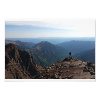 Over the Edge Photo Print