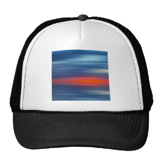 Over the Edge Sunset Mesh Hats
