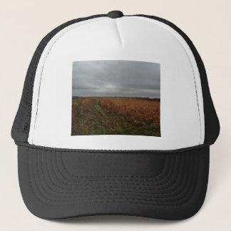 Over the fields trucker hat