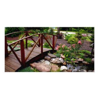 Over the Garden Bridge Card