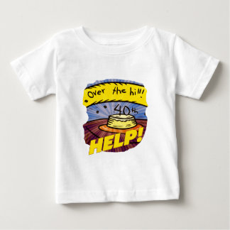 Over The Hill 40th Birthday Gifts Baby T-Shirt