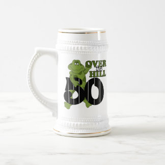 Over The Hill 50th Birthday Beer Stein