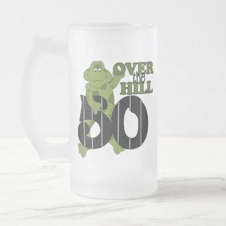 Over The Hill 50th Birthday Coffee Mug