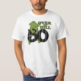 Over The Hill 50th Birthday T-Shirt