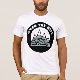 Over The Hill Birthday Gifts T-shirt