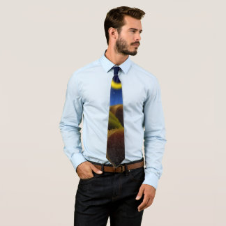 Over The Hill Club Neck Tie