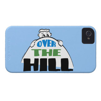 Over the Hill iPhone 4 Case