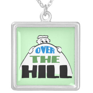 Over the Hill Necklace