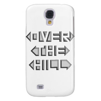 OVER THE HILL SAMSUNG S4 CASE