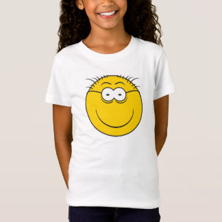 Over the Hill Smiley Face T-Shirt