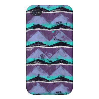 Over the Hills iPhone 4 Case