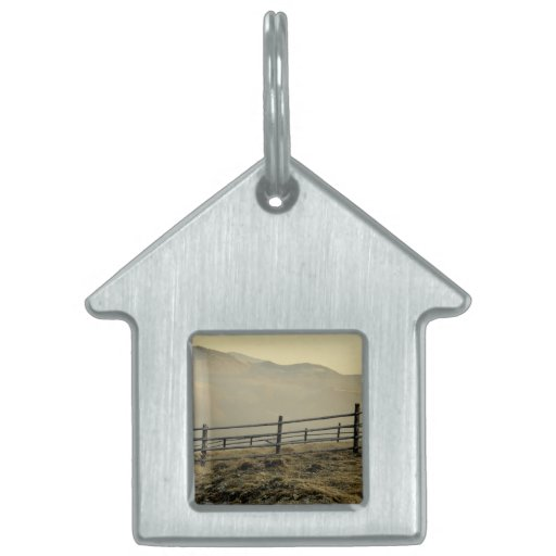 Over the hills pet ID tags