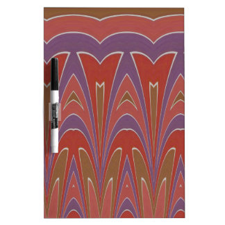 Over the Hilltop Aztec Dry-Erase Board