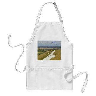 Over the Horse Adult Apron