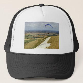 Over the Horse Trucker Hat