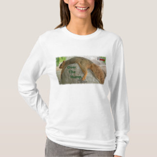 Over The Hump Ladie's Long Sleeve T-Shirt