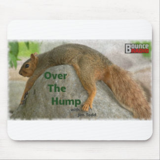 Over The Hump Mousepad