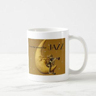 Over the moon for Jazz Coffee Mug