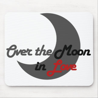 Over the Moon Mousepads