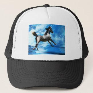 Over the moon trucker hat