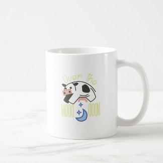 Over the Moooooon Coffee Mug