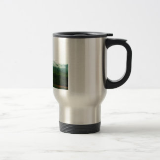 Over the Mountains Coffee Mugs
