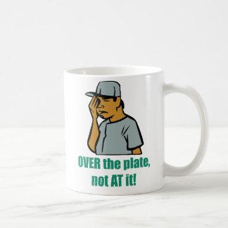 Over the Plate... Mug