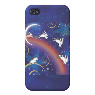 OVER THE RAINBOW BRIDGE COVERS FOR iPhone 4
