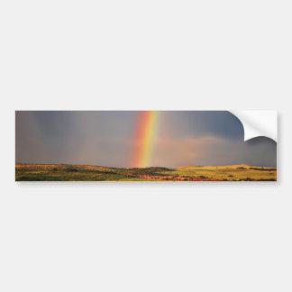 Over The Rainbow Bumper Sticker