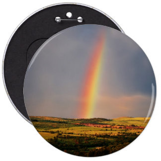Over The Rainbow Pinback Buttons