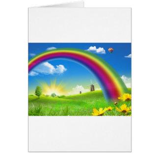 Over The Rainbow Cards