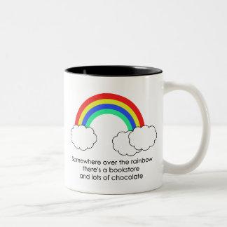 Over The Rainbow Mug (Light)