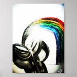 Over the Rainbow Print
