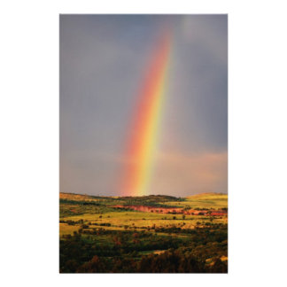 Over The Rainbow Stationery