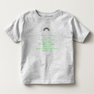 Over The Rainbow Toddler T-shirt