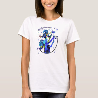 Over The Rainbow Tshirt by Whimzwhirled