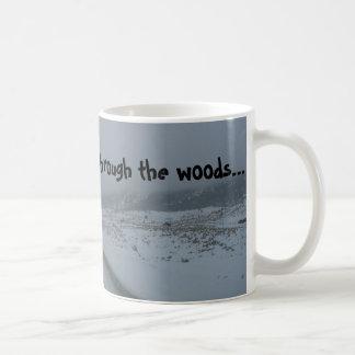 Over The River Mug