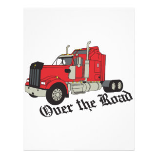 Over The Road Letterhead