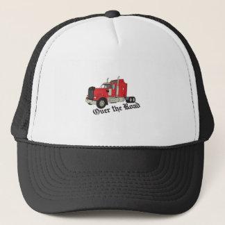Over The Road Trucker Hat