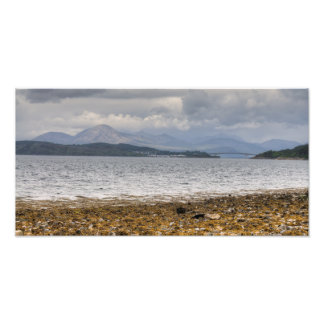 Over the Sea to the Isle of Skye Photographic Print