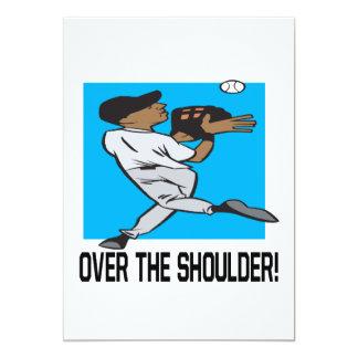 Over The Shoulder Card