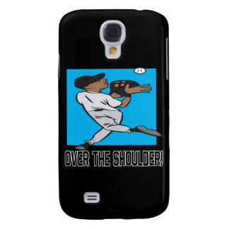 Over The Shoulder Galaxy S4 Cover
