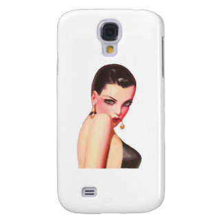 Over the Shoulder Look Galaxy S4 Cover