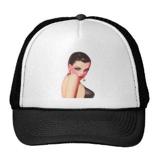 Over the Shoulder Look Trucker Hat