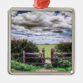 Over the Stile Ornaments