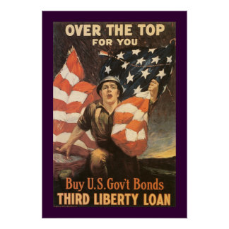 Over The Top For You Poster